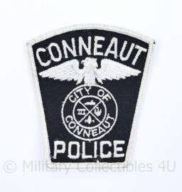 US Conneaut Police Patch - origineel