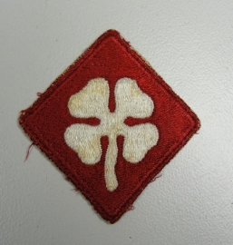 US patch 4th Army  - origineel wo2