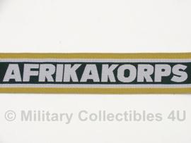 Cufftitle Afrikakorps