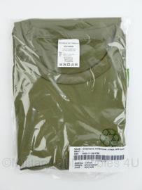 onderhemd korte mouw vochtregulerend unisex  NFP Mono - maat Large - nieuw in de verpakking -  origineel