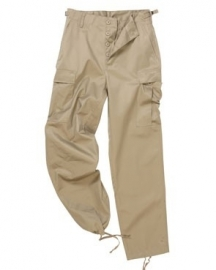 Tactical trouser BDU - Khaki
