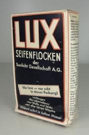 Wasmiddel LUX Seifenflocken grote verpakking - ongeopend - origineel WO2 Duits