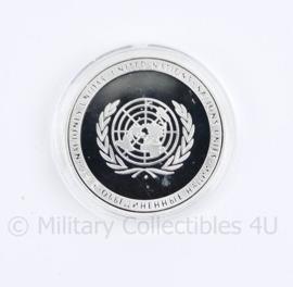 Nieuw gemaakte UN VN United Nations coin - doorsnede 4,5 cm - nieuw !