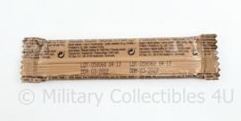 Rantsoen Orifo Chocolate bar chocoladereep - BBE 3-2022 -  inhoud 25 gram