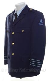 KLU Luchtmacht DT uniform jas heren - Kolonel - maat 24 = maat 48 - origineel
