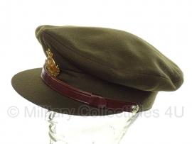 Nederlandse leger pet manschappen - oud model - maat 56 - origineel