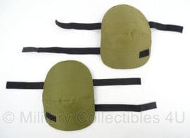 Kniebeschermers  -  groen  -  origineel