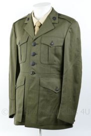 US Marine Corps class A jacket  - size 39 Long =  nl maat 49 long - origineel