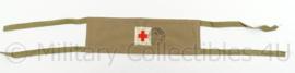 KL Landmacht armband Geneeskundige Dienst - oud type - afmeting 31 x 10 cm - origineel