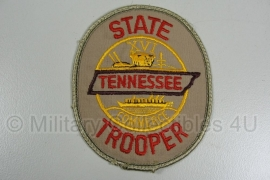 Tennessee State Trooper Patch - origineel