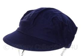 KM Koninklijke Marine pet - blauw - maat 57 - origineel