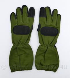 Elite Tactical OPS long cuff gloves met kevlar OD Green - maat XLarge - NIEUW in verpakking - origineel
