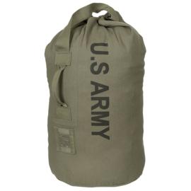 US Army Plunjezak Duffelbag OD groen Zak Goederen Legergroen - nieuw gemaakt