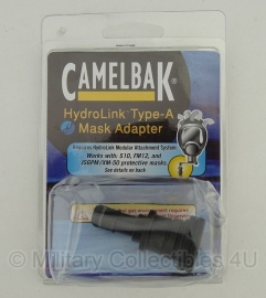 Camelbak adapter koppeling naar gasmasker Camelbak Hydrolink Type-A Mask Adapter - NIEUW
