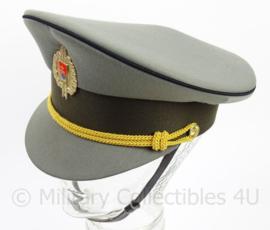 Tsjechische leger platte pet met insigne - maat 55 - origineel