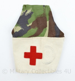 Britse leger Geneeskundige dienst armband - 19 x 14,5 cm - origineel