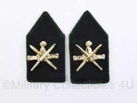 KCT Korps Commandotroepen DT PAAR - zeldzaam - 7,5 x 4 cm - origineel