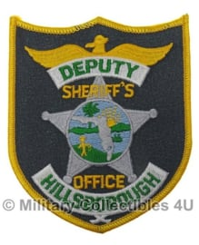 Hillsborough Deputy Sheriff's Office patch - origineel