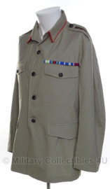 Brits jungle uniform jasje (lijkt op Frans vreemdelingenlegioen) - size 170/108/92 - origineel