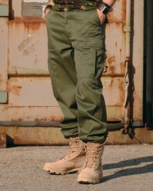 Tactical trouser BDU OD Green