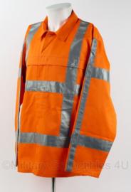 Coachman Workwear veiligheidskleding werkjack oranje reflecterend - maat 54 - NIEUW - origineel