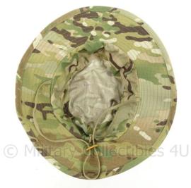 KL Landmacht nieuwste model multicam boonie hat - maat 7 3/4 -  origineel