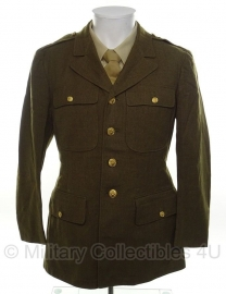 US Class A jas  - size 40S = maat 50 kort - origineel WO2 1942