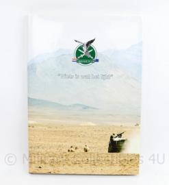 Defensie boek met cdrom ISAF 1 NLD AUS TFU-3  - Niets is wat het lijkt - met persoonlijke tekst