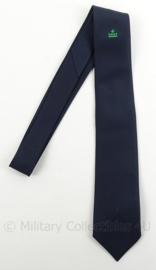 KLM stropdas met logo - origineel