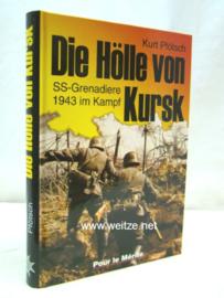 Boek Die Hölle von Kursk SS-Grenadiere 1943 im Kampf