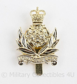 Britse pet speld Intelligence Corps naoorlogs - 5,5 x 3,5 cm - origineel