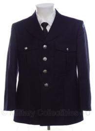 Britse politie uniform jas  - antiek model - maat 104xs- origineel