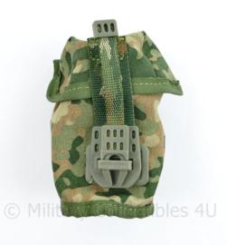 NFP camo handgranaat tas MOLLE nieuw - 11 x 7,5 x 6 cm - origineel