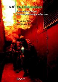 Boek KCT CALLSIGN NASSAU het moderne Korps Commandotroepen 1989-2012