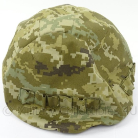 Ukrainse leger digital helmcover - model 2015 - origineel