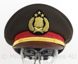 Indonesian National Police pet - maat 58 - maker: Ciputat Utama - origineel
