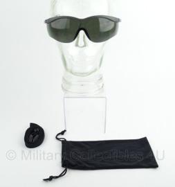 Tactical goggles - gebruikt - merk North - origineel