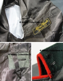 Generaals set - jas en pofbroek  - Gabardine stof