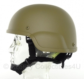 MICH 2000 helm - 550 gram - coyote