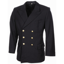 Britse Marine uitgaans jas - Her Majesty's Customs and Excise jacket DONKERBLAUW - meerdere maten- origineel