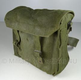 Nederlands leger ransel pukkel OD groen Smallpack met rugzak banden L-straps - origineel