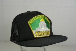 Sacramento County Sheriff Baseball cap - Art. 528 - origineel