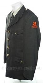 KL Nederlandse leger DT2000 uniform jas - zonder insignes - maat 50 of 53 - origineel