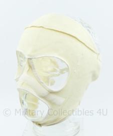 Defensie, Korps Mariniers en Britse leger sneeuw Face mask Arctic MK2 set met extra mondbeschermers - NIEUW - origineel