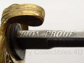 US Army sabel met schede - Pluribus Unum - 92,5 cm - origineel
