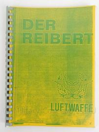 Luftwaffe handboek naslagwerk 'Der Reibert' - origineel