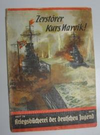 Boek Zerstörer kurs Narvik!