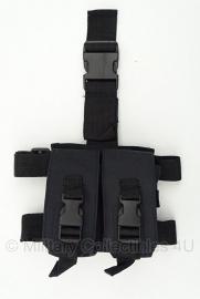 Drop Leg M4 Magzine pouch magazijntas - zwart
