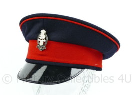 Britse leger Princess of Wales visor cap met insigne - maat 56 of 57 cm - origineel