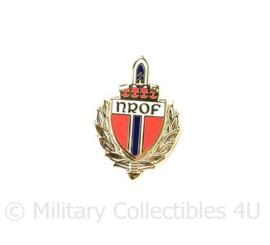 Speld Noorse Reserve Officieren Korps NROF - origineel